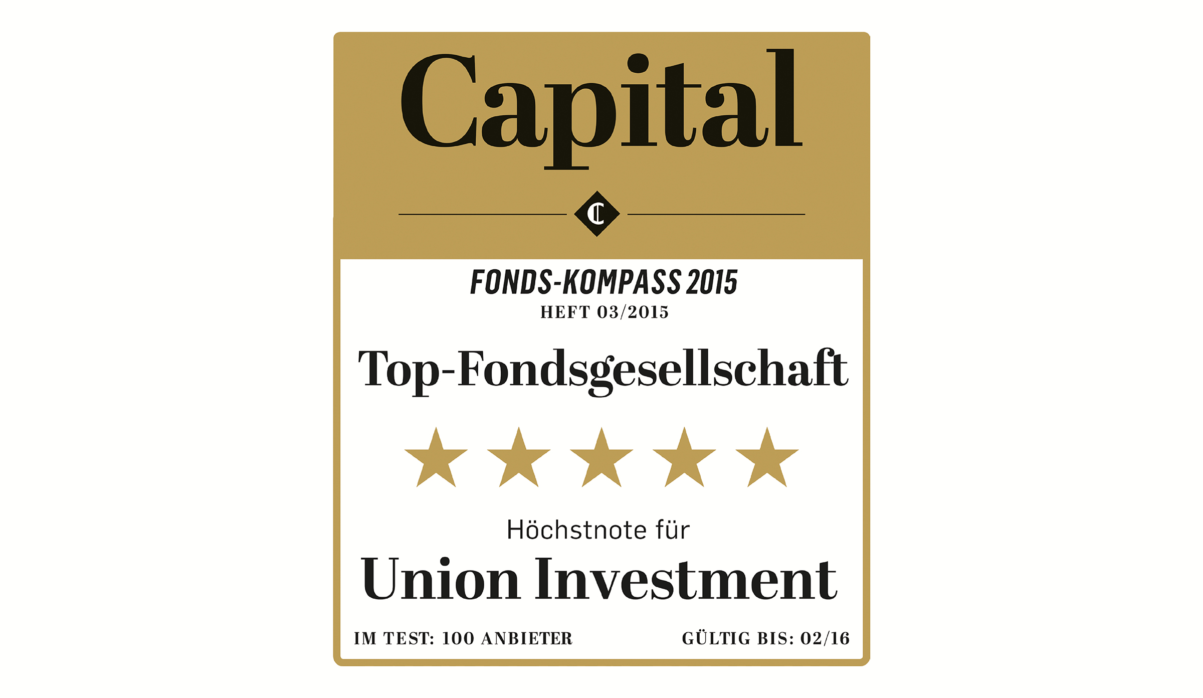 Capital 5 Sterne